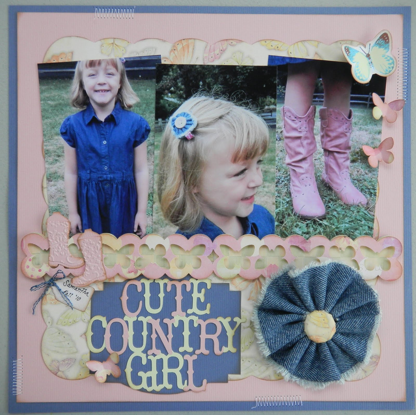 doin a country girl