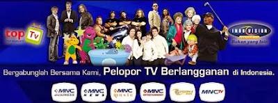 Lowongan Kerja PT MNC Skyvision (Indovision) Januari 2014