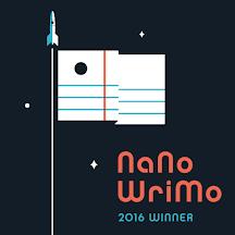 NaNoWriMo status