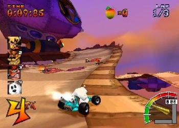 CTR (PS1): Crash Team Racing Portable 2