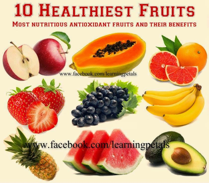 which is the most healthy fruit healthy food fruits