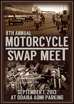 9月 Motorcycle Swapmeet@MOONEYES 東京都