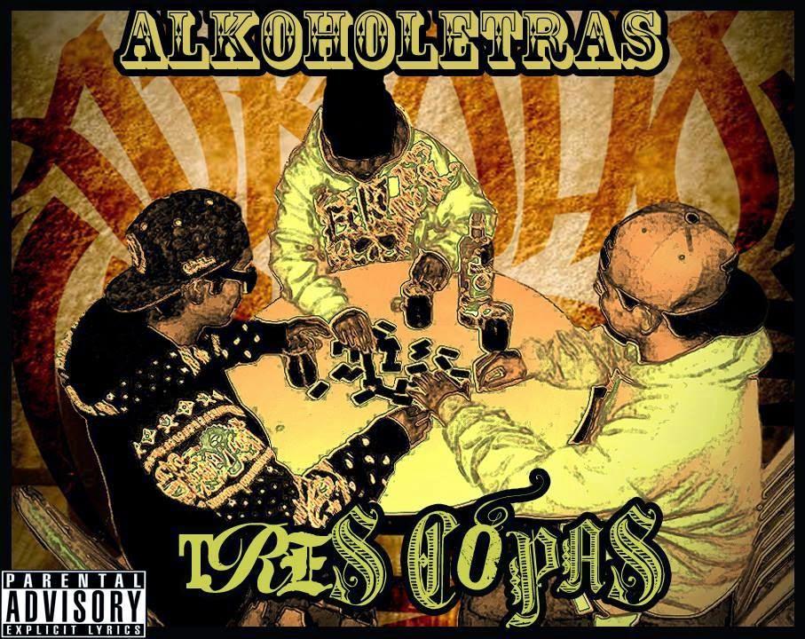 Alkoholetras - Tres Copas [2014]