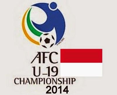 Hasil Pertandingan Timnas Indonesia U19 Di Piala Asia AFC U-19 2014 Myanmar