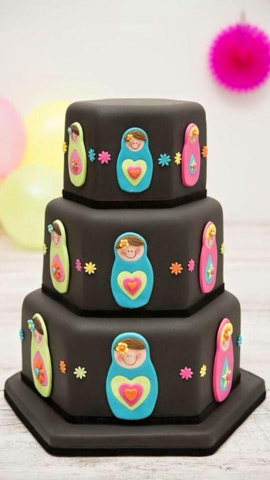 tarta matrioskas las tartas de loleta linares blog mi boda gratis