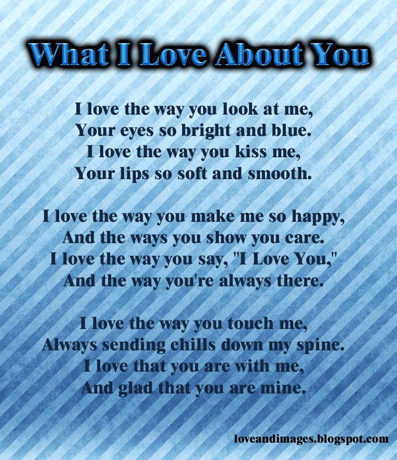 Beautiful Love Poems 10