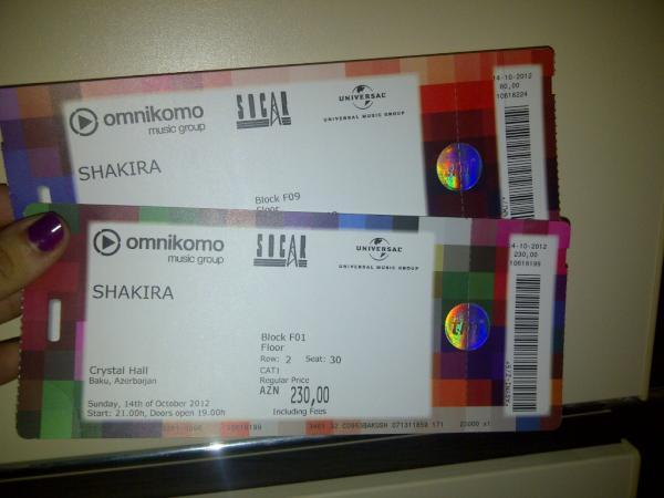 Axx8RTbCEAAX3D8 Places disponibles pour les concerts en Azerbaïdjan !