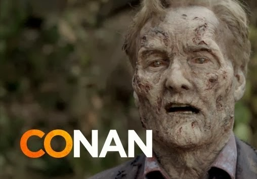 Conan O'Brien: The Walking Dead - Zombie of the Week