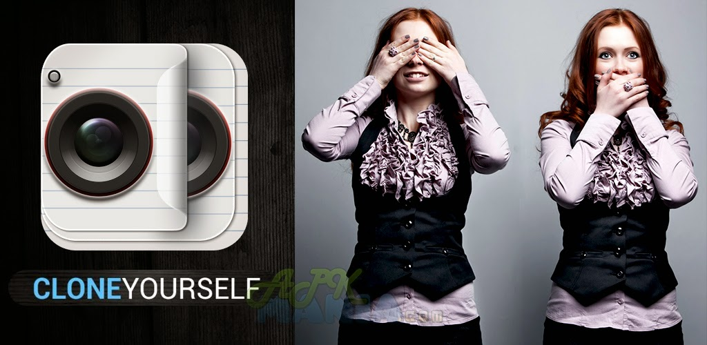 Clone Yourself Camera Pro v1.3.5 APK