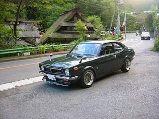 modifikasi toyota corona 1974
