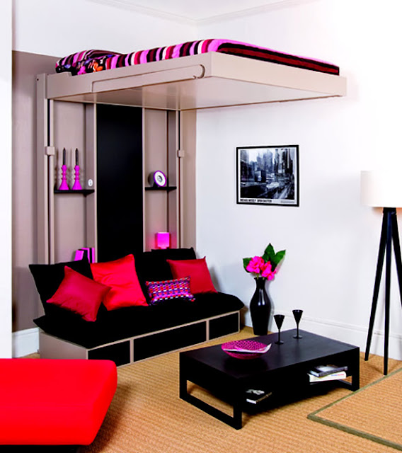 Teenage Girl Bedroom Designs