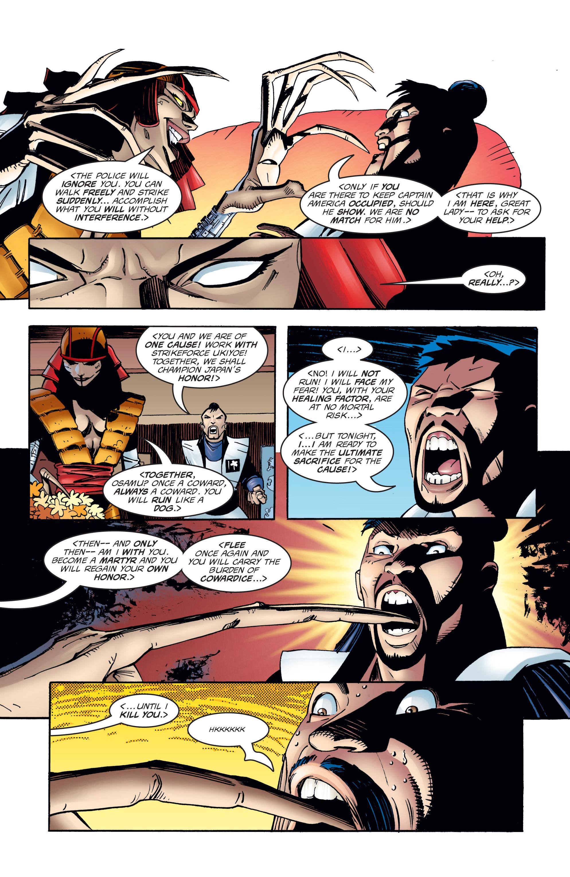Captain America (1998) Issue #1 #4 - English 16