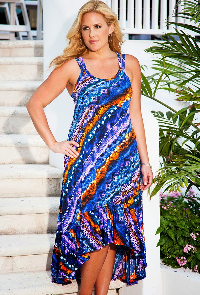 Plus Size Cruise & Resort Wear. Plus Size Resort Wear & Cover Ups - Whether you're on the beach, a cruise ship or just lounging around the house our plus size resort wear and beach cover ups are perfect for relaxing in comfort and style.