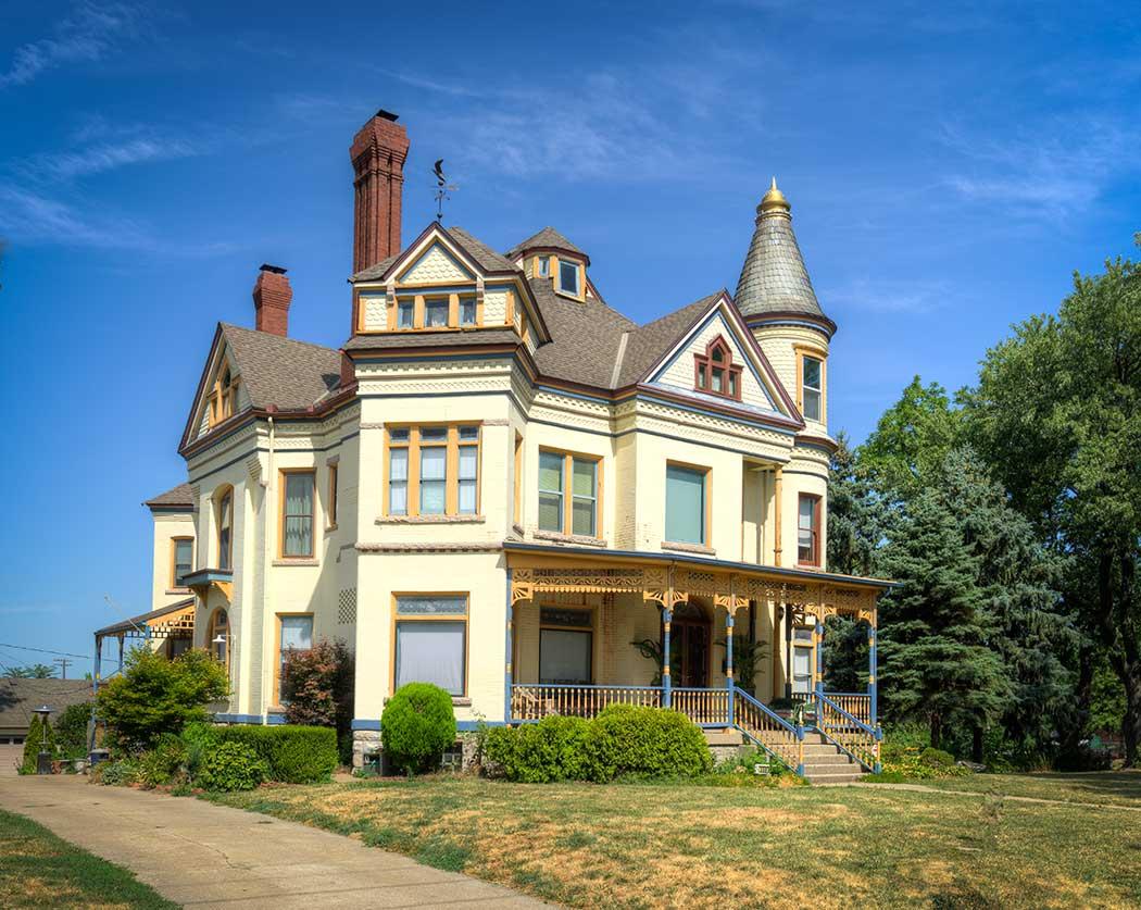 Old Northeast Homes Tour Kansas City