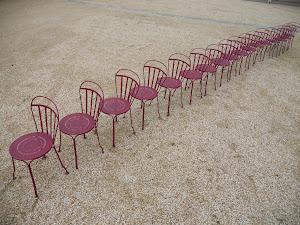 chaises Paris