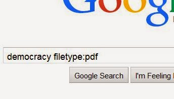 searching files on googles pdf ppt doc