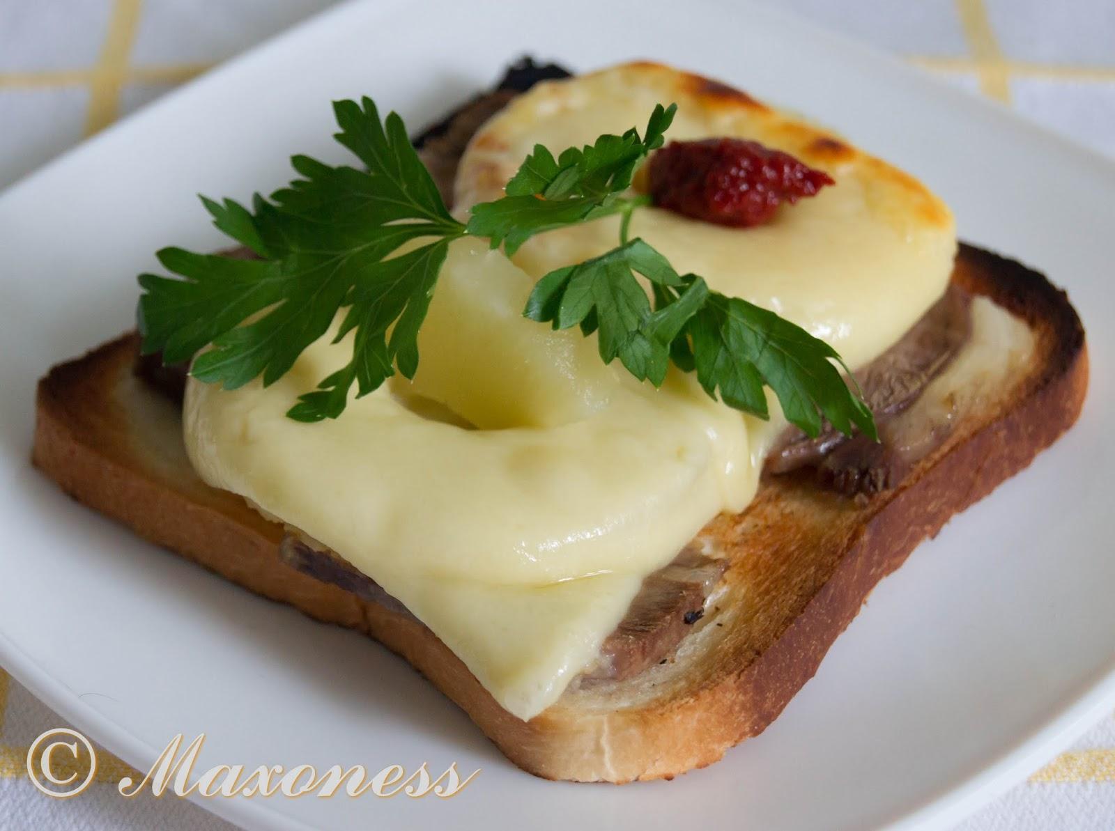 Горячие бутерброды по-голландски