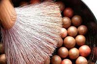bronzer makeup