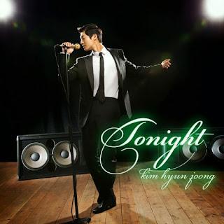 Kim Hyun Joong キム・ヒョンジュン - TONIGHT