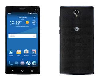 ZTE Keluarkan Ponsel 4G LTE, Zmax 2