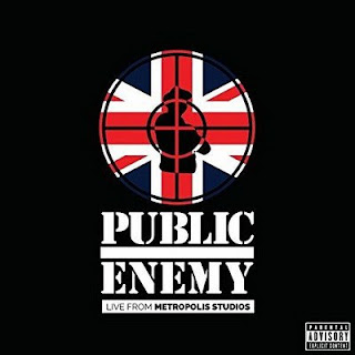 Public Enemy - Live from Metropolis Studios (2015) FLAC