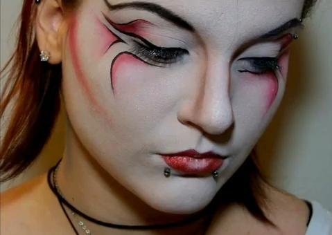 El arte del maquillaje y la caracterizacion paso a paso