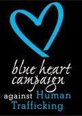 Campanha Coração Azul - Contra o tráfico de pessoas