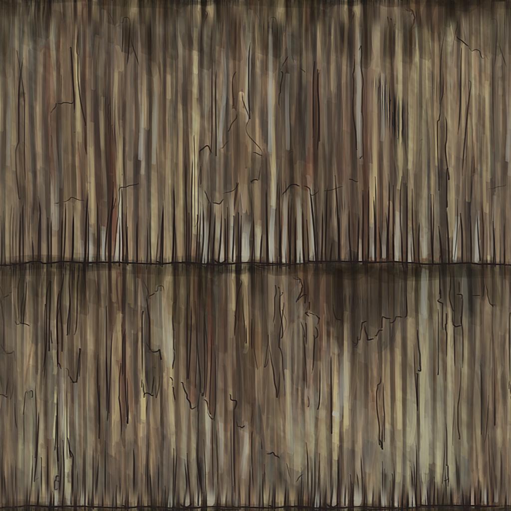 Metal Roof Texture