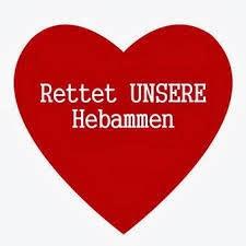 RETTET DIE HEBAMMEN