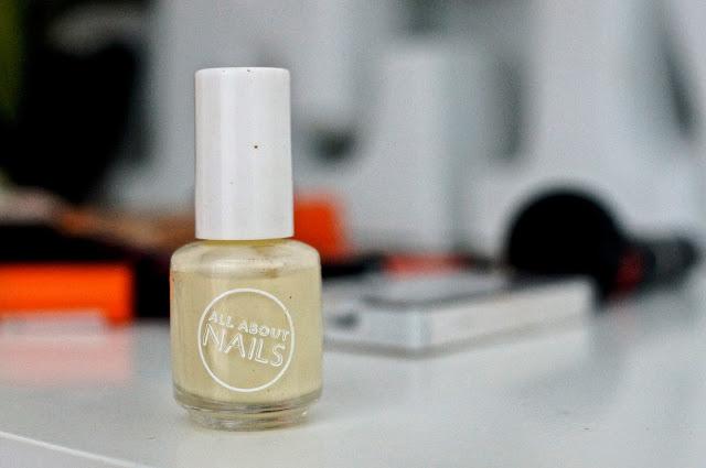 Tesco nail varnish