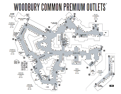Woodbury commons coupon book