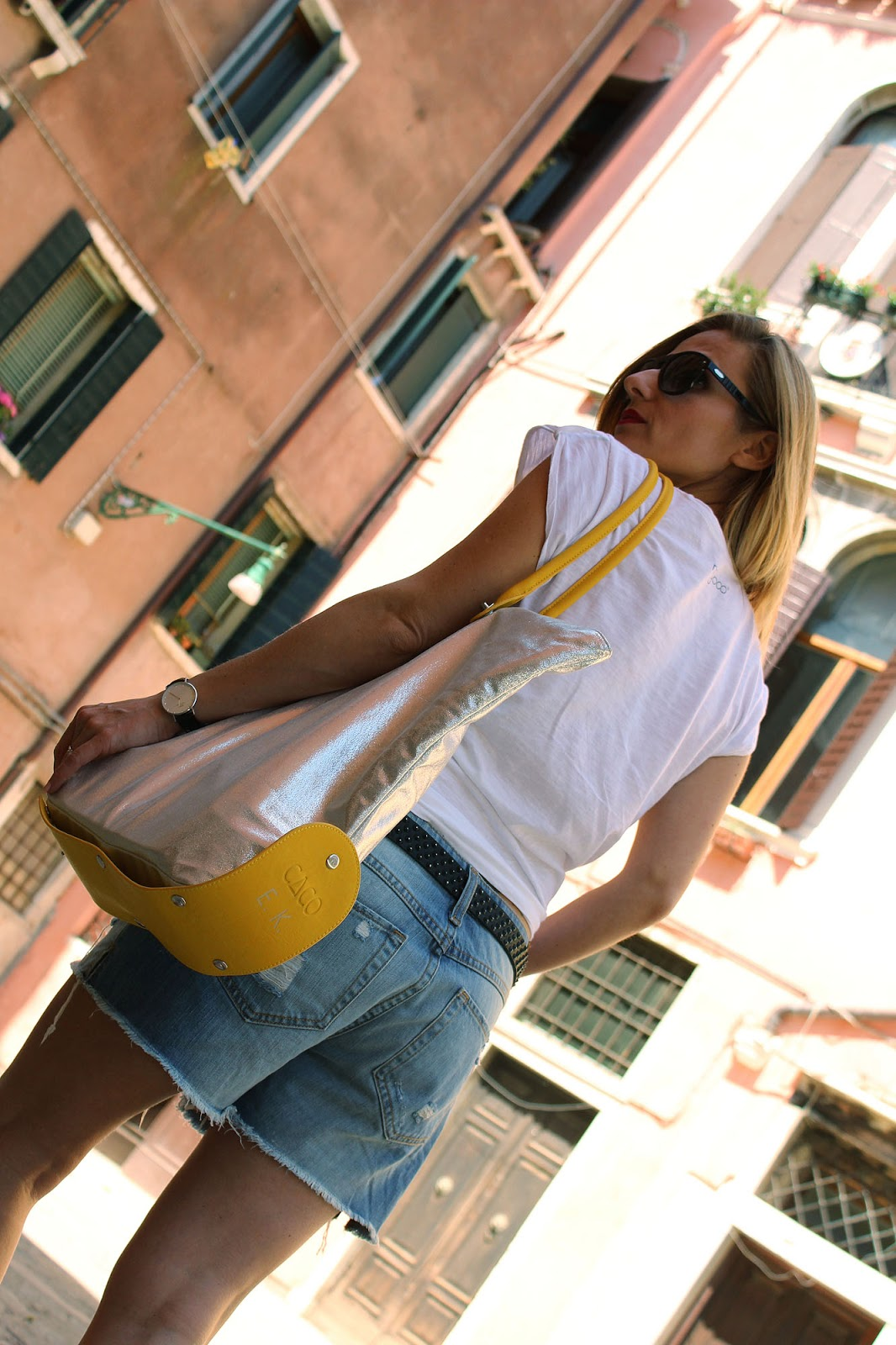Eniwhere Fashion - Caco Design - One Bag - Venezia