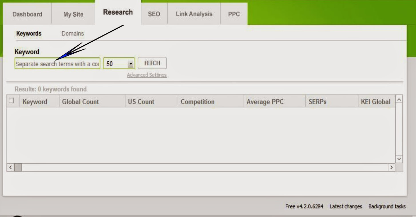How To Analyse Keywords