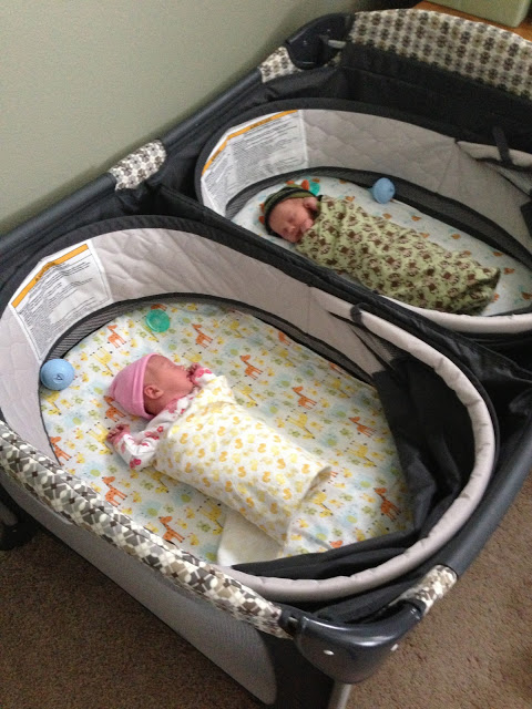 Bassinet For Twins8