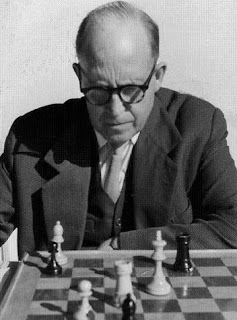 el ajedrecista Ángel Ribera Arnal