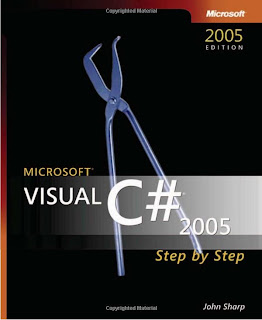Visual C# Step by step 2005 cover