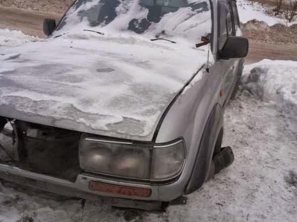 В разборе - Toyota Land Cruiser 80 1993
