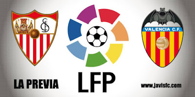 Previa Sevilla FC Vs Valencia CF