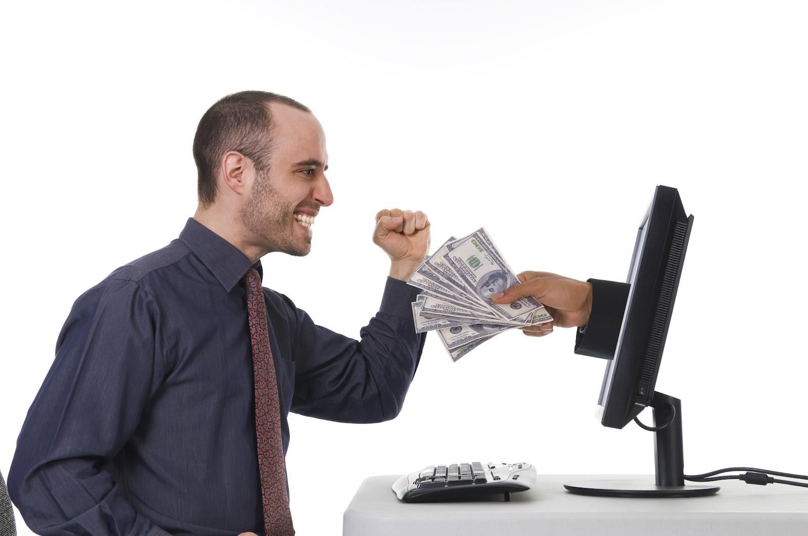 Торговля на бирже через интернет