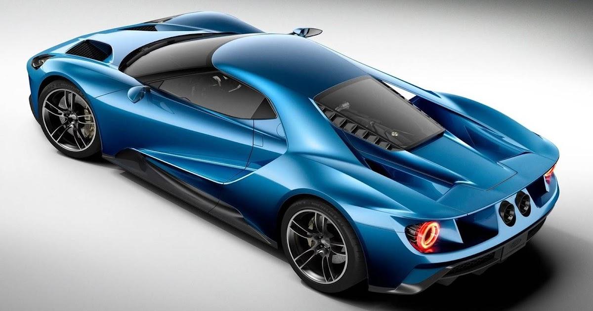 Novo Ford GT tem motor EcoBoost de mais de 600 cavalos