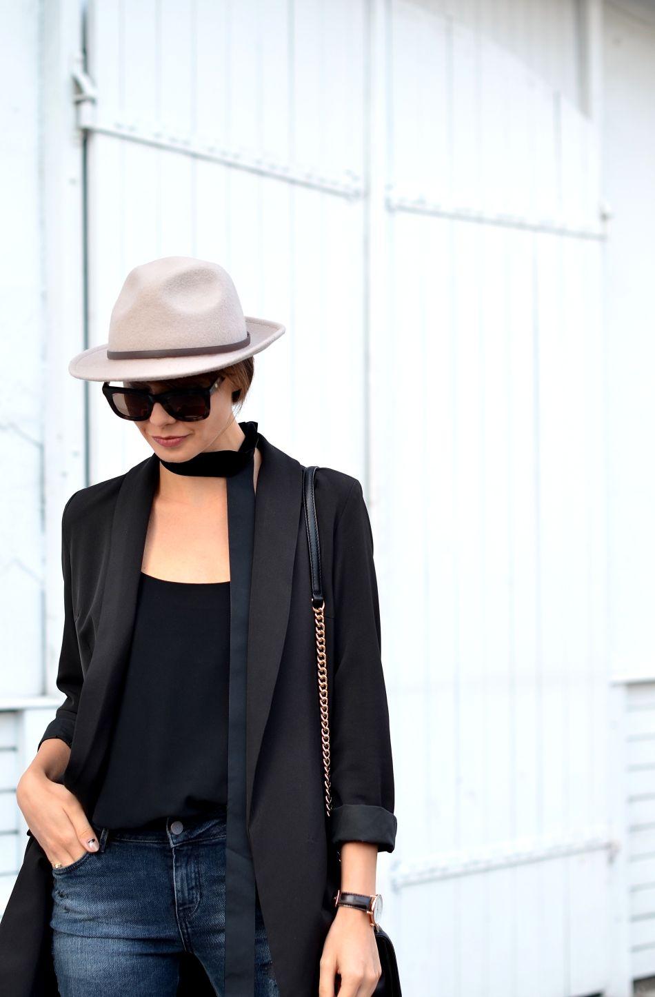 idealny kapelusz na jesien | blog o modzie | blogerka modowa | blogi modowe | kamila leciak | torebka rebecca minkoff