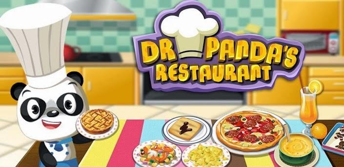 Dr. Panda en el Restaurante