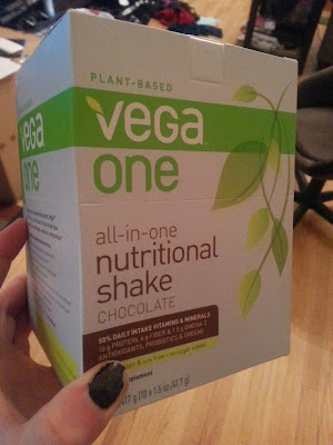VegaNutritionalShake