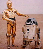 Androides de la Guerra de las Galaxias