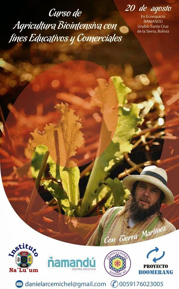 Curso de Agricultura Biointensiva