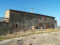 Façana nord del conjunt de Ripés
