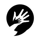 2 telapak tangan share & like