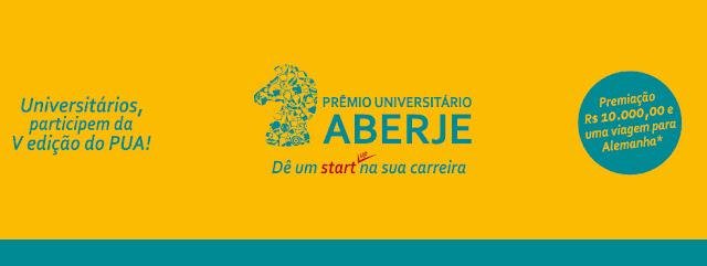 Prêmio Universitário ABERJE