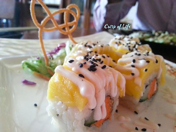Sushi Kitchen @ Jalan Sungai Ara, Penang