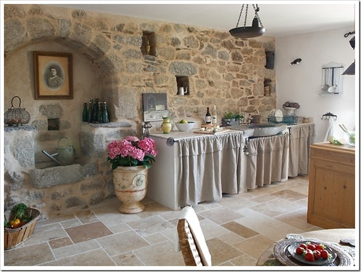 Ditemi che non sto sognando la cucina di campagna sognare non costa nulla - Rideau style campagne ...